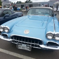 Super Corvette Sunday 2014 – Buchs